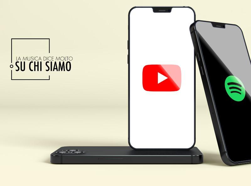 youtube e spotify musica e marketing